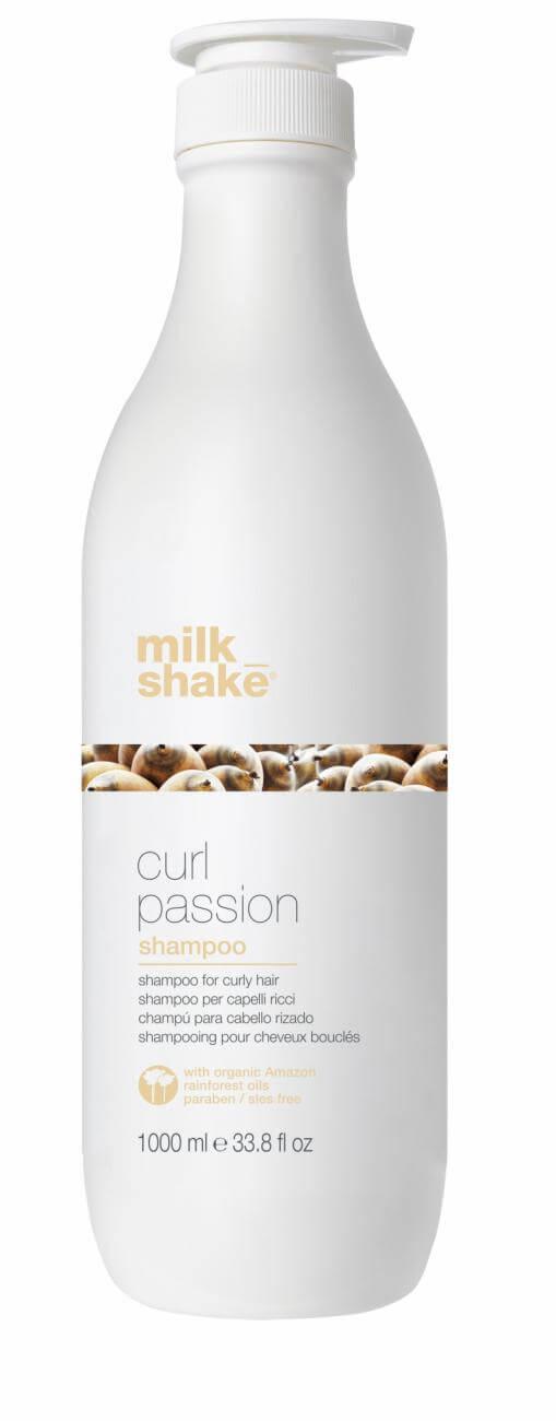 milk_shake CURL PASSION ШАМПУНЬ ДЛЯ ВЬЮЩИХ ВОЛОС 1000 МЛ