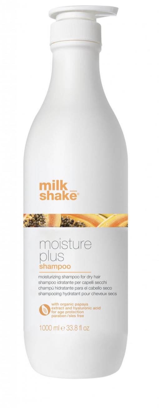 milk_shake MOISTURE PLUS УВЛАЖНЯЮЩИЙ ШАМПУНЬ 1000 МЛ