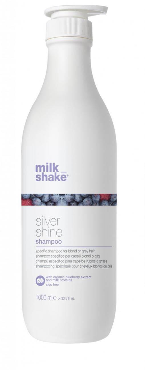 milk_shake SILVER SHINE ШАМПУНЬ СЕРЕБРИСТЫЙ 1000 МЛ