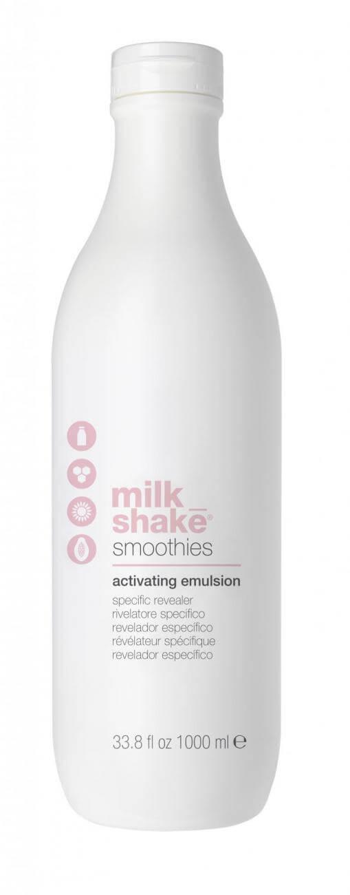 Milk_Shake УВЛАЖНЯЮЩАЯ СПЕЦ. ОКИСЛЯЮЩАЯ ЭМУЛЬСИЯ 18V 5,4% 1000 МЛ
