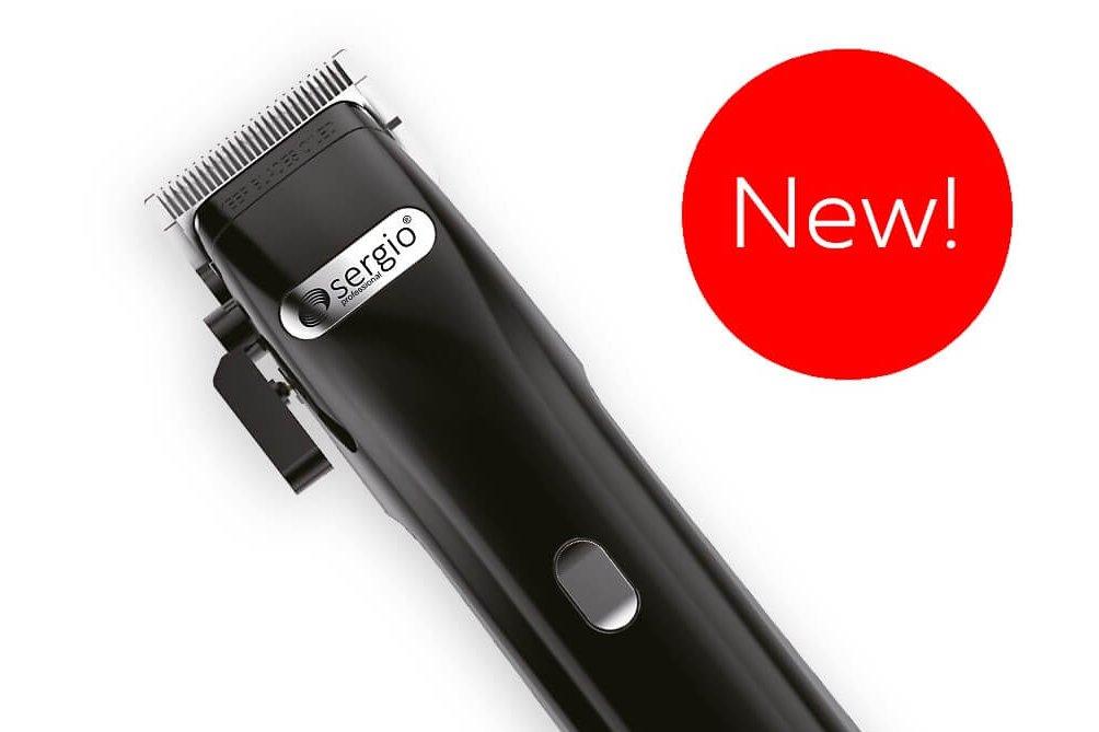NEW! Высокоскоростная СЕТЕВАЯ МАШИНКА для стрижки волос sergio professional.