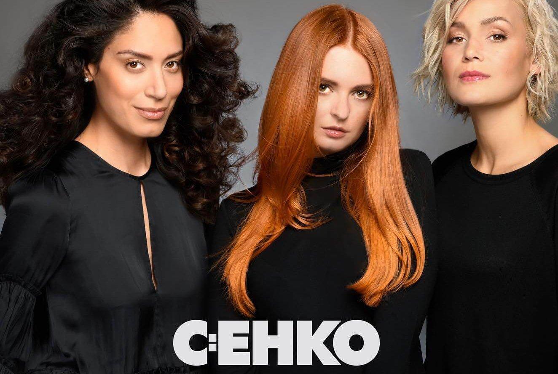 Новинки от бренда C:EHKO