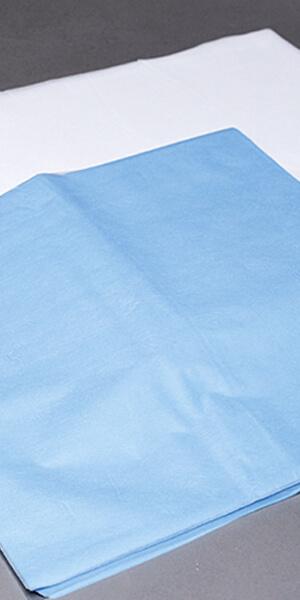 Салфетки ламинированные одноразовые, 40×40 см